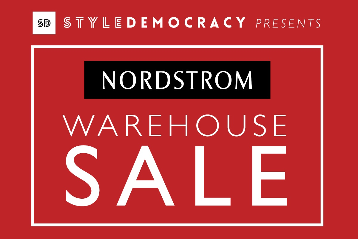 ... NORDSTROM'S FIRST EVER CANADIAN WAREHOUSE SALE FROM APRIL 2nd-6th